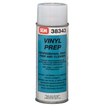 SEM Paints 38343 Vinyl Prep Aerosol Spray - 14 oz Can