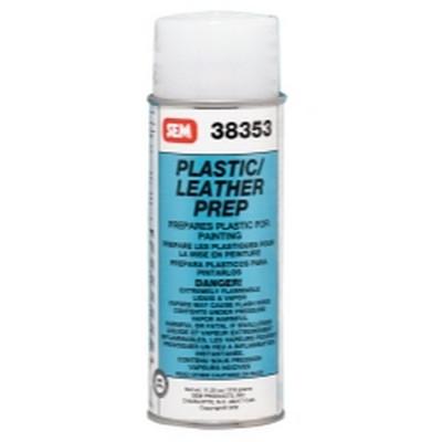 SEM Paints 38353 SEM Plastic / Leather Prep Aerosol Spray