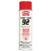 Sprayway 92 Fast Tack Hi-Temp Heavy-Duty Trim Adhesive