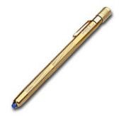 Streamlight 65028 Stylus® 3 Cell Gold Penlight with Blue LED