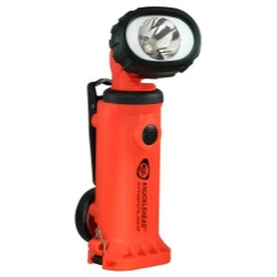 Streamlight 90757 Knucklehead® Rechargeable Spot Light, with AC/DC, Orange