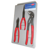 Knipex 002008US2 3-Pc Popular Pliers Set