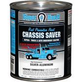 Magnet Paint UCP934-04 Chassis Saver Paint Sliver-Aluminum, 1 Quart