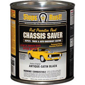Magnet Paint UCP970-04 Chassis Saver Paint Satin Black, 1 Quart Can