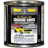 Magnet Paint UCP970-16 Chassis Saver Paint Satin Black, 8 oz Can