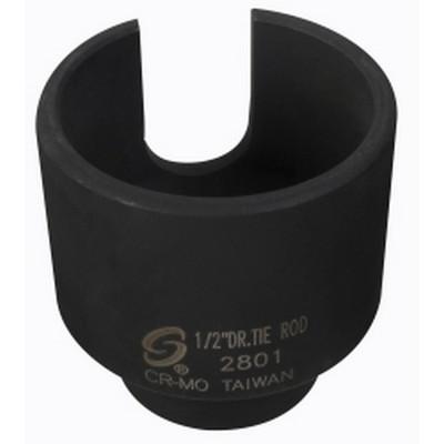 """Sunex Tools 2801 1/2"""" Drive Tie Rod End Socket"""