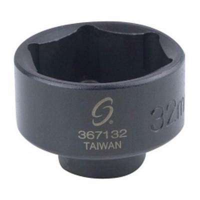 Sunex Tools 367132 32mm Oil Filter Socket