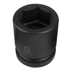 "Sunex Tools 534 1"" Drive Standard 6 Point Impact Socket 1-1/16"""