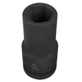 "Sunex Tools 534DT 1"" Drive Deep Thin Wall Impact Socket 1-1/16"""