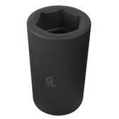 "Sunex Tools 5556D #5 Spline Fractional Deep Impact Socket 1-3/4"""