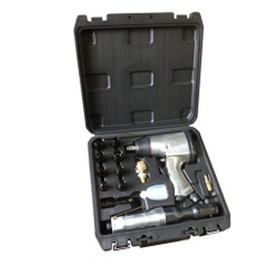 Sunex Tools SX16PK 16 Piece Air Tool Kit With Case
