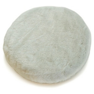 """Titan Tools 22502 Bonnets, For Use On 6"""" Buffers And Polishers, Includes 1 Terrycloth Bonnet, 1 Synthetic Wool Bonnet"""