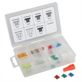 Titan Tools 45237 36 Piece Low Profile Mini Fuse Assortment