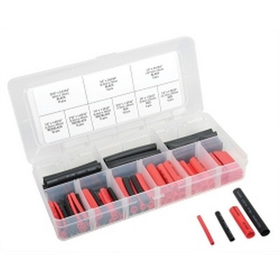 Titan Tools 45239 106 Piece Dual Wall Heat Shrink Tube Assortment