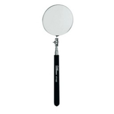 "Ullman Devices HTS-2 3-1/4"" Diameter Telescoping Inspection Mirror"