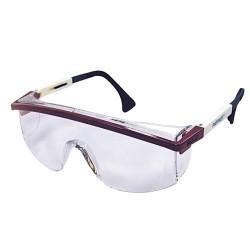Uvex S1169 Astrospec 3000® Patriots RWB Safety Glasses with Clear Lens