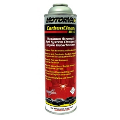 Uview 400-0050 Carbon Clean MV-5 Fuel System Cleaner
