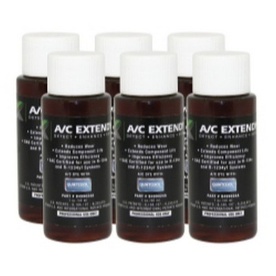 Uview 499024A A/C ExtenDye 1 oz. Bottle, Pack of 6