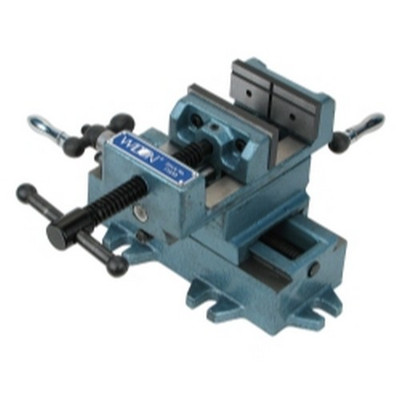 "Wilton 11694 WILTON 4"" Cross Slide Drill Press Vise"