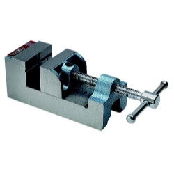 "Wilton 12800 Drill Press Vise, 2-1/2"" Jaw, 1-1/2"" Depth"