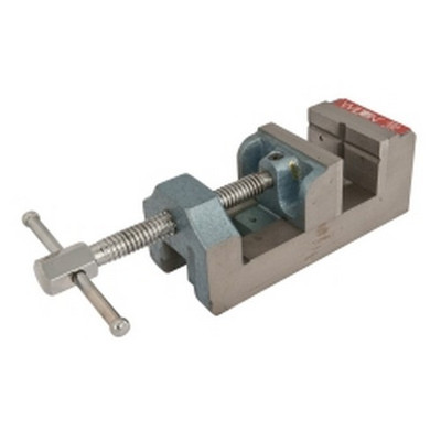 "Wilton 12860 Drill Press Vise, Continuous Nut, 3"" Jaw Width"