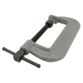"Wilton 14142 104 Series Forged C-Clamp, Heavy Duty, 0"" - 4"" Jaw Opening, 2-1/4"" Throat Depth"