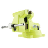 "Wilton 63188 1560 High Visibility Safety Vise, 6"" Jaw Width, 5-3/4"" Jaw Opening"