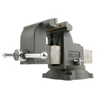 "Wilton 63300 WS4, Shop Vise 4"" with Swivel Base"