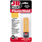 JB Weld 8237 PlasticWeld Epoxy Putty