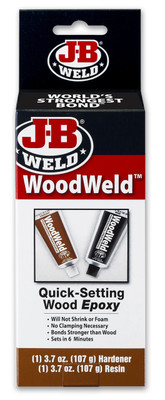 JB Weld 8250 WoodWeld Epoxy Adhesive Pro Size 10 Oz.