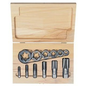 Irwin 1920 Tap and Hex Rethreading Die Set, 12-Piece