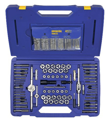 Irwin 26377MT Plastic Case for 26377 Tap & Die Set