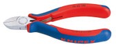 Knipex 7622125 Diagonal Cutter For Electromechanics 5 In