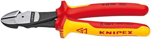 Knipex 7408200SBA High Leverage Diagonal Cutter 8 In