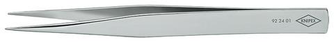 Knipex 922401 Precision Tweezers Spring Steel 4 3/4