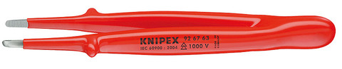 Knipex 926763 Precision Tweezers Insulated 5 3/4 In