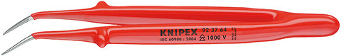 Knipex 923764 Precision Tweezers Insulated 6 In