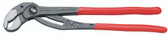 Knipex 8701400SBA Cobra Degrees Xl/Xxl Pipe Wrench and Water Pump Pliers Plastic Coated 16 In