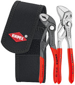 Knipex 002072V01 Minis In Belt Pouch 2-Piece