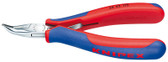 Knipex 3532115ESD Electronics Pliers Esd With Multi-Component Grips 4 1/2 In