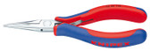 Knipex 3562145 Electronics Pliers With Multi-Component Grips 5 3/4 In