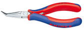 Knipex 3582145 Electronics Pliers With Multi-Component Grips 5 3/4 In