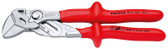 Knipex 8605180 Pliers Wrench Pliers and Wrench In A Single Tool Nickel Plated 7 1/4 In