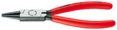 Knipex 2201180 Round Nose Pliers Black Atramentized Plastic Coated 7 1/4 In