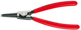 Knipex 4611A3 Circlip Pliers To Assemble External Circlips On Shafts Plastic Coated 8 1/4 In