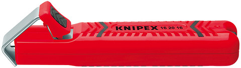 Knipex 162016SB Dismantling Tool Shock-Resistant Plastic Body 5 1/4 In