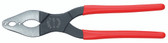 Knipex 8411200 Cycle Pliers Black Atramentized Plastic Coated 8 In