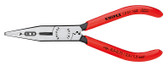Knipex 1301160 Electricians´ Pliers Black Atramentized Plastic Coated 6 1/4 In