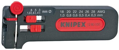 Knipex 1280040SB Mini Stripping Tool 4 In