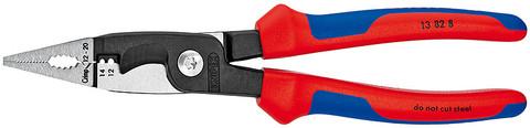 Knipex 13828SBA Installation Pliers Black Atramentized